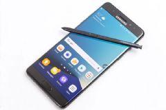 Samsung Note 7'lerin Üretimini Durdurdu