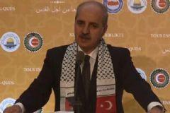 Kurtulmuş 'Filistin ve Kudüs İçin Hep Birlikte' Toplantısına Katıldı