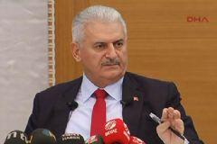Binali Yıldırım: PKK'ya Son 30 Yılın En Büyük Darbesini Vuruyoruz