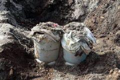 Erzurum'da Yola Tuzaklanmış Bomba İmha Edildi