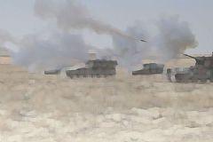 Musul Yoğun Bombardıman Altında