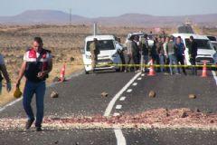 Şanlıurfa'da Askeri Araca Bombalı Saldırı