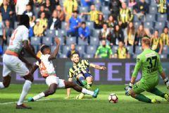 Fenerbahçe, Kadıköy'de 1 Puana Razı Oldu