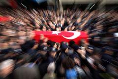Gaziantep'teki Patlamada Şehit Olan Polislerin Kimlikleri Belirlendi