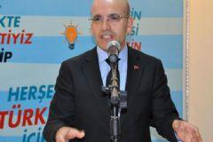 Mehmet Şimşek: 'Bu Sene Ülkemiz Yüzde 3'ün Biraz Üzerinde Büyüyecek'