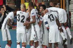 İşte Napoli-Beşiktaş Muhtemel 11'leri