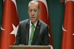 Cumhurbaşkanı Erdoğan: Dört Bir Yanımız Savaş ta Olsa Kriz de Olsa..
