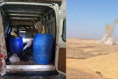 Mardin'de Facia'dan Dönüldü! 2,5 Ton Patlayıcı Tuzaklamışlar