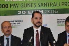 Bakan Albayrak Açıkladı! Konya'da Güneş Enerji Santrali Kuruluyor