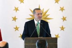 Cumhurbaşkanı Erdoğan, STK Temsilcilerini Kabul Etti