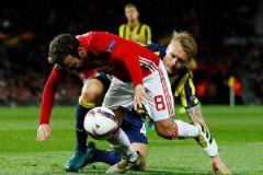 Manchester United-Fenerbahçe Maçına Penaltılar Damga Vurdu