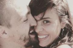 Caner Erkin, Sevgilisi Şükran Ovalı'nın Portresini Dövme Yaptırdı