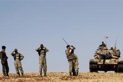 TSK: DEAŞ Ve PYD/PKK Hedefleri Vuruldu