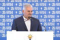 Binali Yıldırım'dan CHP'ye 'Başkanlık' Çağrısı