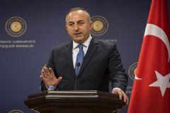 Çavuşoğlu: 'Şu Anda Kara Operasyonuna Katılma Söz Konusu Değil'