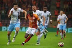 Trabzonspor'dan Galatasaray'a Arena'da Büyük Darbe