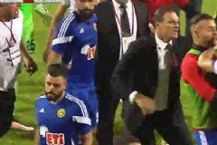 Alpay Özalan Takımı Eskişehirspor'u Sahadan Çekti