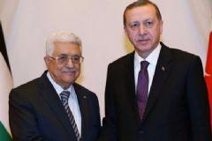 Erdoğan, Filistin Devlet Başkanı Abbas İle Görüşecek