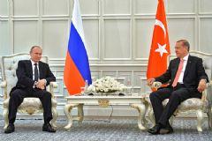 Cumhurbaşkanı Erdoğan: Terörle Mücadele İçin Putin'in Desteğine İhtiyacım Var