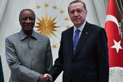Cumhurbaşkanı Erdoğan Gine Cumhurbaşkanı Conde İle Görüştü
