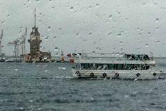 Meteoroloji Uyardı! İstanbul'da Şiddetli Yağış