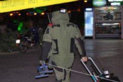 CHP Genel Merkezi Yakınında Bomba Alarmı