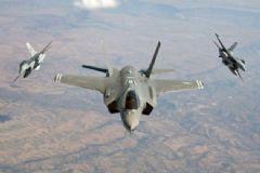 F-35'ler İçin İkinci Parti Sipariş Kararı