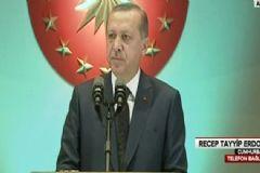 Cumhurbaşkanı Erdoğan'dan Basına Başkanlık ve Telafer Açıklaması