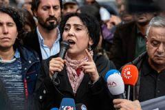 HDP'den Olaylı Protesto