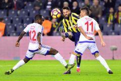 Fenerbahçe 5 - 0 Karabükspor