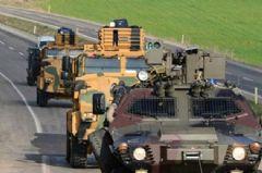 Van'da Zırhlı Araç Devrildi! 3 Asker Yaralı