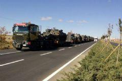 Ankara'dan Şırnak'a Askeri Sevkiyat