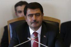 Vali Vasip Şahin, Meclis Araştırma Komisyonu'na Bilgi Verdi