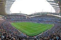 Manchester City-Barcelona Maçında Bomba Alarmı! Stat Boşaltıldı