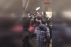 İtalyan Holiganlar, Beşiktaş'a Saldırdı!
