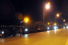 Şırnak'a Giden Zırhlı Araçlar Antep'e Ulaştı