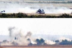 Fırat Kalkanı Harekatında 102 IŞİD Hedefi Ateş Altına Alındı