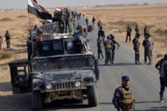 Dünya Duyurdu: Irak Ordusu Musul'a Girdi