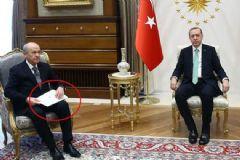 Beştepe'deki Kritik Görüşme Sonrası MHP'den İlk Açıklama