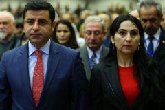 HDP Genel Merkezinde Arama!