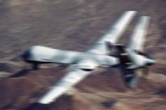 Kahramanmaraş'ta Keşif Uçağı Düştü!