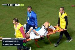 Fenerbahçe'de Korkutan Sakatlık