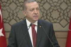 Cumhurbaşkanı Erdoğan Dev Projenin Açılış Törenine Katıldı