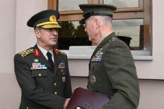 Pentagon'dan Görüşme Açıklaması:ABD'li Subay Ankara'da Görev Yapacak
