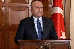 Bakan Çavuşoğlu'ndan YPG Açıklaması