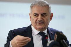 Başbakan Yıldırım'dan CHP'ye Sert Tepki