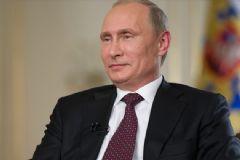 Putin'den Trump'a Tebrik Telgrafı