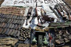 19 PKK'lı Etkisiz Hale Getirildi