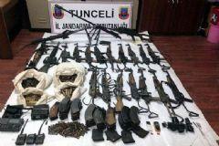 Tunceli'de 14 PKK'lı Etkisiz Hale Getirildi