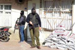 PKK'ya Büyük Uyuşturucu Operasyonu